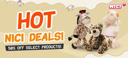Hot Nici Deals - 50% off!