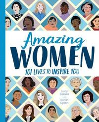 Amazing Women by Lucy Beevor image