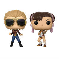 MVC: Infinite - Captain Marvel vs Chun-Li Pop! Vinyl 2-Pack