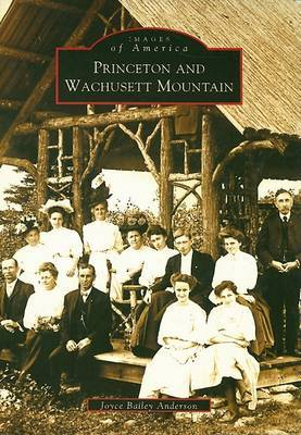 Princeton and Wachusett Mountain by Joyce Bailey Anderson
