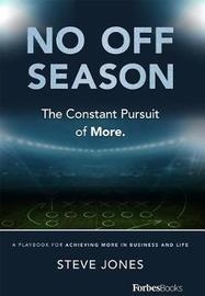 No Off Season by Steve Jones