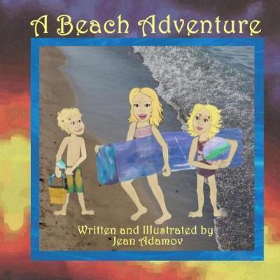 A Beach Adventure by Jean Adamov image