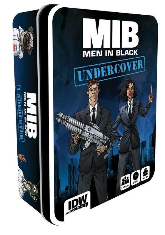 Men in Black: Undercover - Card Game