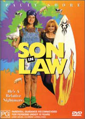 Son In Law on DVD