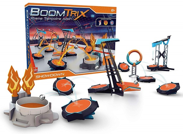 Boomtrix: Kinetic Reaction Stunt Kit - Showdown Set