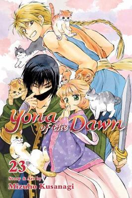 Yona of the Dawn, Vol. 23 by Mizuho Kusanagi