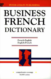 Business French Dictionary image
