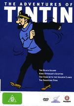 Adventures Of Tintin - Vol 2 on DVD