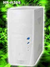 MEC Case ATX Midtower (No PSU) HR306