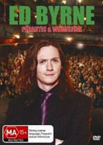 Ed Byrne - Pedantic And Whimsical on DVD