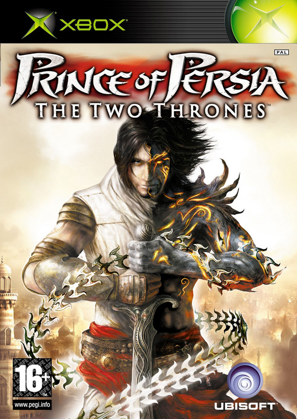 Prince of Persia 3: The Two Thrones for Xbox image