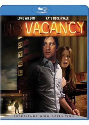 Vacancy on Blu-ray