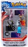 XY Pokémon Figure 4 Pack - Mewtwo