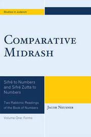 Comparative Midrash by Jacob Neusner image