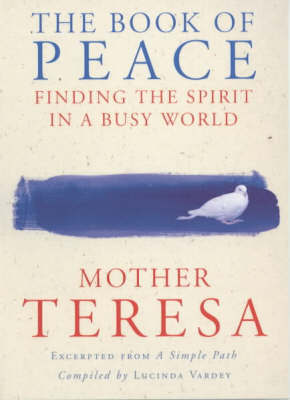 The Book Of Peace by Mother Teresa image