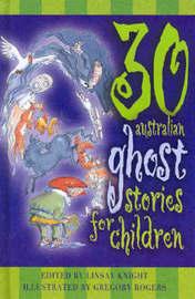 30 Australian Ghost Stories for Children image