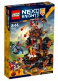 LEGO Nexo Knights - General Magmar's Siege Machine of Doom (70321)