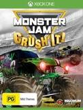 Monster Jam Crush It for Xbox One
