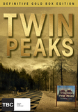 Twin Peaks: Series 1-2 - Definitive Gold Box Edition DVD