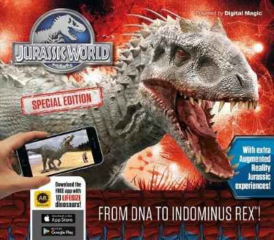 Jurassic World Special Edition by Caroline Rowlands