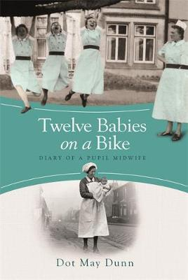 Twelve Babies on a Bike by Dot May Dunn image