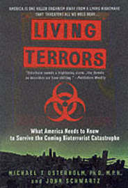 Living Terrors by Michael T. Osterholm image