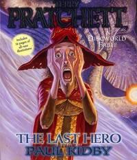 The Last Hero: Illustrated (Discworld 27 - Rincewind/City Watch) (US Ed.) by Terry Pratchett image