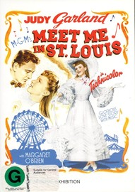 Meet Me In St Louis on DVD