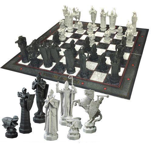 Harry Potter: Wizard Chess Set image