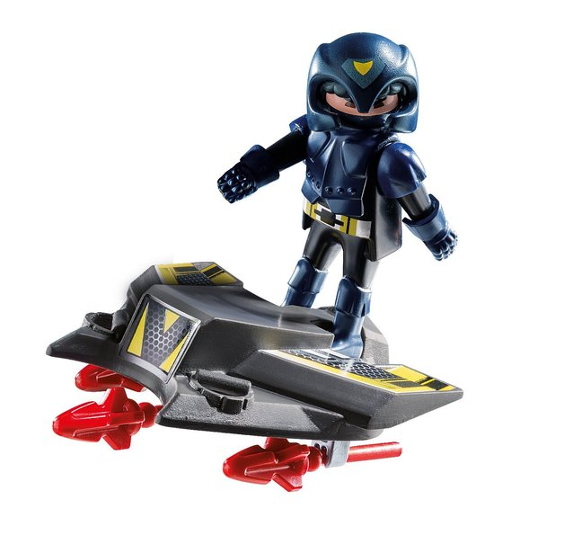 Playmobil: Special Plus - Sky Knight with Jet (9086)