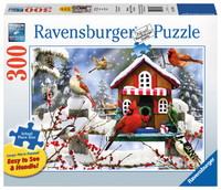 Ravensburger : The Lodge Puzzle Large Format 300pc