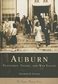 Auburn by Elizabeth D Schafer image