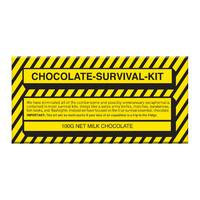 Bellaberry: Chocolate Survival Kit Milk Chocolate (100g)