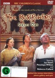 The Borrowers: Series 1 on DVD