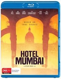 Hotel Mumbai on Blu-ray
