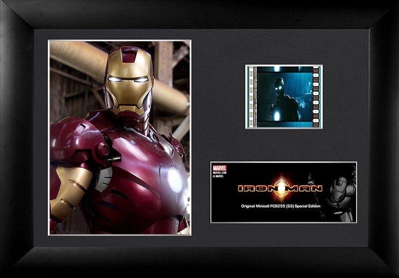 FilmCells: Mini-Cell Frame - Iron Man (Iron Man) image
