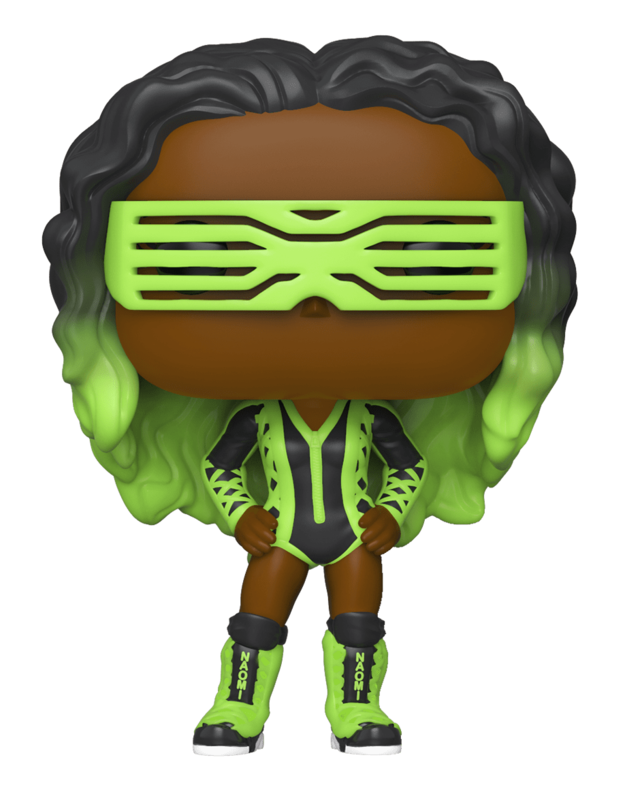 WWE: Naomi - Pop! Vinyl Figure (with a chance for a Chase version!)
