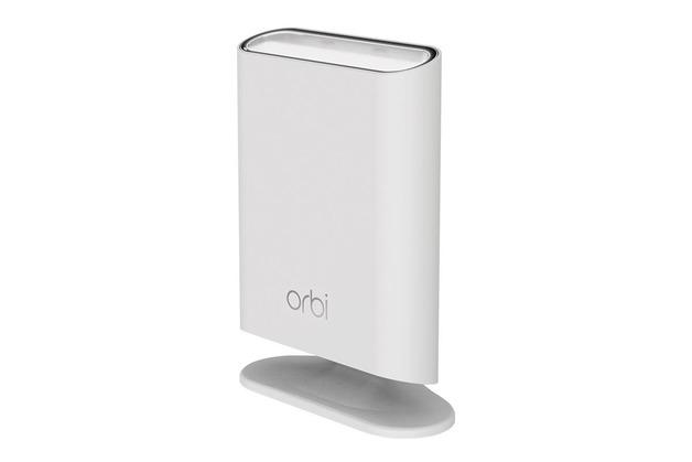 NETGEAR Orbi Outdoor AC3000 WiFi Mesh WiFi Extender & Add-on Satellite