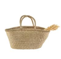 Sass & Belle: Woven Seagrass Shopper