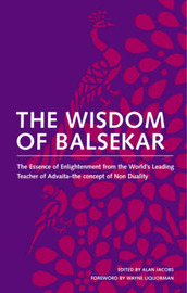 The Wisdom of Balsekar by Ramesh Balsekar image