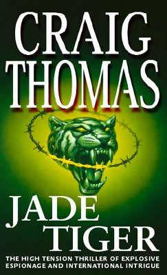 Jade Tiger by Craig Thomas image