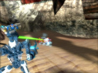 Bionicle Heroes for Nintendo Wii image