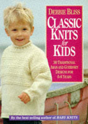 Classic Knits for Kids by Debbie Bliss image