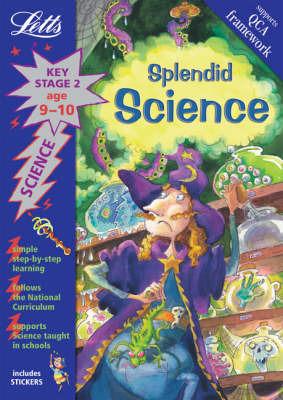 Splendid Science by Lynn Huggins Cooper image