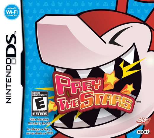 Prey the Stars for Nintendo DS image