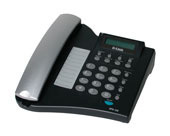 D-Link DPH120S VOIP Telephone