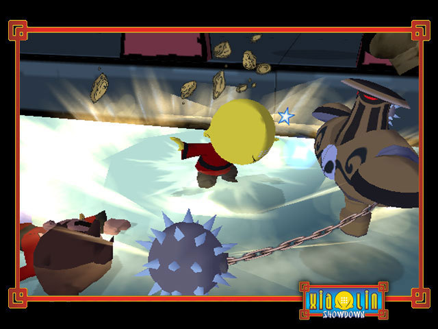 Xiaolin Showdown for PlayStation 2 image