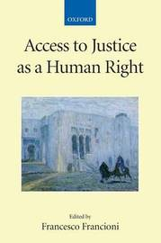 Access to Justice as a Human Right image