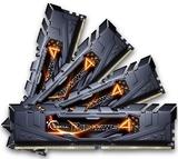 4x8GB G.SKILL Ripjaws 4 2400MHz DDR4 Ram (Black)