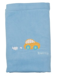 Mother's Choice Cot Blanket - Road Trip